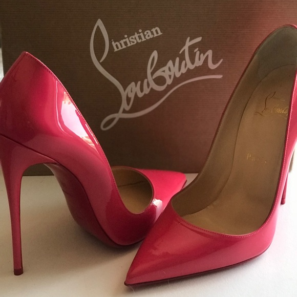 66c69a186 Christian Louboutin Shoes | So Kate In Begonia | Poshmark